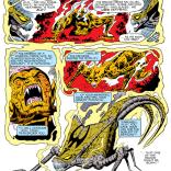 Fang just cannot catch a break. (X-Men #162)