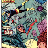 Welcome to X-Men, Paul Smith! Hope you survive the experience! (X-Men #165)