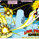 Seriously, though: Binary. (X-Men #166)