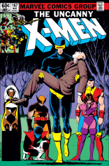 Just in case you haven't caught on to the fact that this is an extended thematic and structural riff on the Dark Phoenix Saga. (X-Men #167)