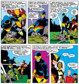 Speaking of the Dark Phoenix Saga... (X-Men #167)