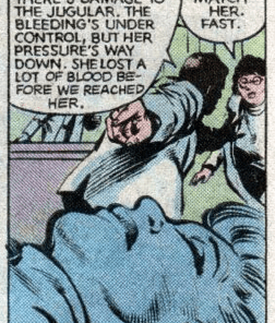 What could it be? (X-Men #159)