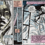Ah, there's the Bill Sienkiewicz we know and love! (X-Men #159)