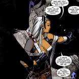 DAMN SKIPPY. (Storm and Gambit #1)