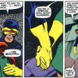 Not directly pertinent, but it's one of our favorite moments. (Uncanny X-Men #137)