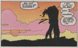 There is probably no other panel from the entire 50 years of X-Men that we've sent back and forth more than this one. (Uncanny X-Men #308)