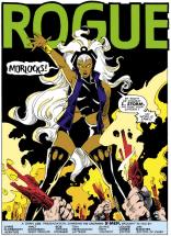 And then Walt Simonson drew Storm, and we had Feelings. (X-Men #171)