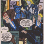 Andy Kubert x body language. (X-Men vol. 2 #30)