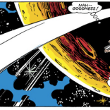 This might be the most Rogue moment ever. (X-Men #171)