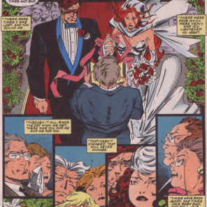 Best vows? Best vows. (X-Men vol. 2 #30)