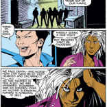 For real, there is literally nothing you can say that will convince Rachel that these two are not TOTALLY DOING IT. (X-Men #173)
