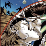 ...but Rogue and Gambit's kiss in X-Men vol. 2 #41 is the best kiss in X-Men.