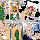 REMEMBER THAT PRIEST? Yeah. Totally Mastermind. God damnit, Mastermind. (X-Men #174)