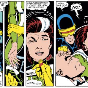 Not elegant, but efficient. (X-Men #175)