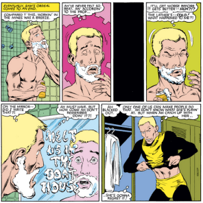 Oooh, clever! (New Mutants #3)