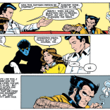 In which Kitty Pryde realizes that Wolverine has been moonlighting in a significantly less code-sensitive series. (Uncanny X-Men #172)