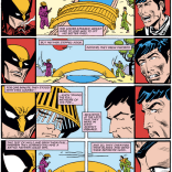 Sorry, Wolverine. Your Samurai eyefucking game is lacking. (Kitty Pryde and Wolverine #6)