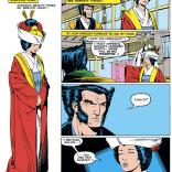 Ooh, burn. (Uncanny X-Men #173)