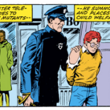 ETHICS. (New Mutants #4)