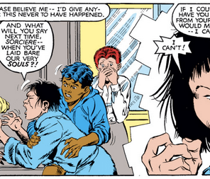 Yeah, so, Dani, maybe get a handle on that. (New Mutants #1)