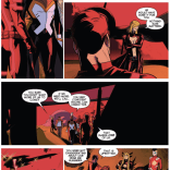 Kris Anka's art in Uncanny X-Men #26. For more on this issue, see Anka Was Right.