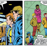 Return of Those Kids at the Mall. (New Mutants #14)