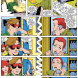 Rachel Summers: THE SADDEST TIME TRAVELER. (Uncanny X-Men #185)