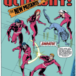 Are the Hellions evil, or just kinda New-Wave? You be the judge! (New Mutants #17)