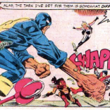 This conceit really never stops being entertaining. (The X-Men and the Micronauts #2)
