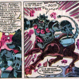 """""""Oh, HELL, yes,"""" says Kitty. """"Cross THAT one off the bucket list."""" (The X-Men and the Micronauts #3)"""