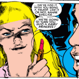 Scariest makeover ever. (New Mutants #21)