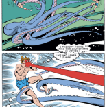 You'd REALLY THINK Scott would know what an octopus looks like by now, but I guess he was blindfolded for a lot of his time in Octopusheim. (X-Men #176)