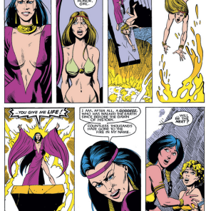 You do you, Selene. (New Mutants #10)