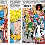 CAPTAIN AMERICA WE LOVE YOU (Uncanny X-Men #190)