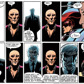 Can we talk about how Brent Anderson is one of the all-time great unsung X-artists? Because he really is. (God Loves, Man Kills)