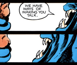 Nightcrawler, you lovable scamp. (God Loves, Man Kills)