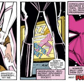 Oh. That guy. (Uncanny X-Men #191)