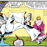 If Arcade ever makes it to the big screen, he damn well better be played by Jim Rash. Just sayin'. (Uncanny X-Men #123)