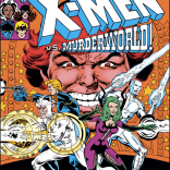 Starring the Most Reluctant X-Men Ever (after that one team Jean Grey put together when Magneto had Professor X hostage in the Savage Land, or I guess probably any other version of the team involving Sunfire). (Uncanny X-Men #146)