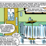 Seriously, what the hell, George? (X-Men #195)