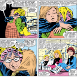 I have no idea how they're going to explain this one to their parents. (X-Men #195)