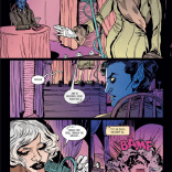 G. Willow Wilson and Ming Doyle's Nightcrawler story from Girl Comics #1.