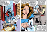 """Professor, is it true what they say about exposition in X-books?"" (Firestar #1)"