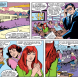Wait 'til they find out she hasn't even read Carlyle! (Firestar #1)