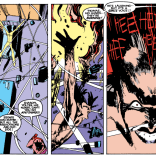 That creepy laughter is so awesome. (New Mutants #26)