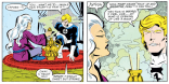 How did this get past the CCA? Who the hell knows. (Secret Wars #5)