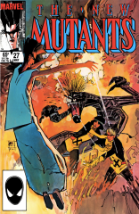 No, seriously: Legion covers are pretty much always top notch. (New Mutants #27)