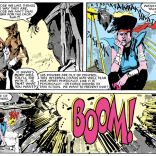 Cyndi: your angry teenager's inner angry teenager. (New Mutants #27)