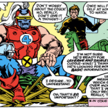MEET YOUR PROTAGONIST. (Secret Wars II #1)