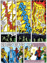 This will propel the plot of like two months of other comic books. Not even joking. (Secret Wars II #2)